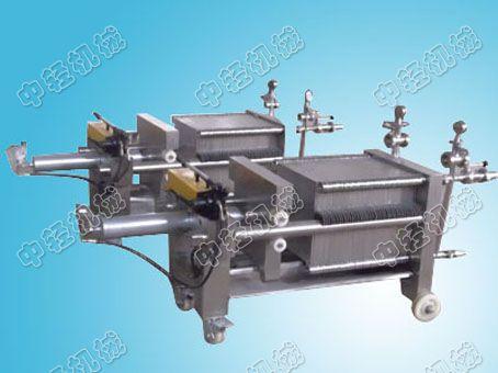 板框式纸板精滤机400×400(600x600,1000x1000)